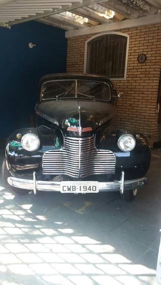 Chevrolet Americano Sedan 2 Pts 1940