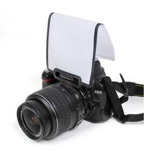 Difusor Pop Up Flash Softbox Pixco Universal Canon Nikon