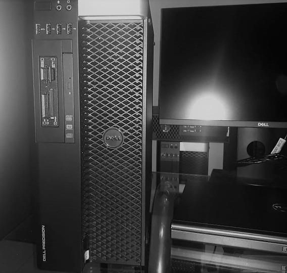 Workstation Dell Precision Profissional Nvidia Quadro 12gb