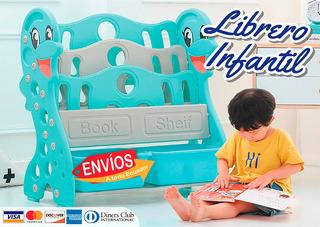 Librero Infantil - Organizador De Juguetes