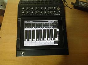 Mackie Dl1608 +iPad 4 128gb