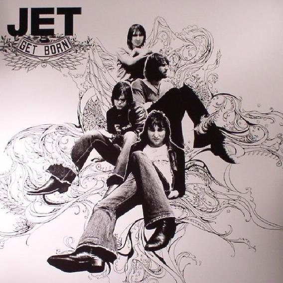 Jet - Get Born (vinilo Nuevo Sellado)