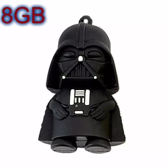 Pen Drive Darth Vader Star Wars 8 Gb - 50 Pendrives