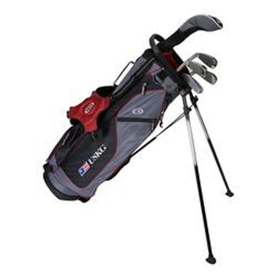 Set Completo De Golf Junior Chicos Us Kids 60 - Buke Golf