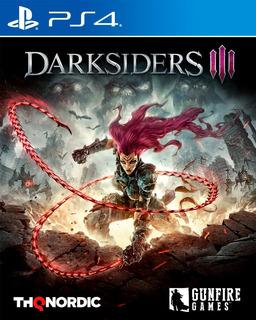 Darksiders 3 Ps4 Digital Gcp