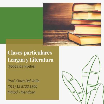 Clases Particulares De Lengua Y Literatura