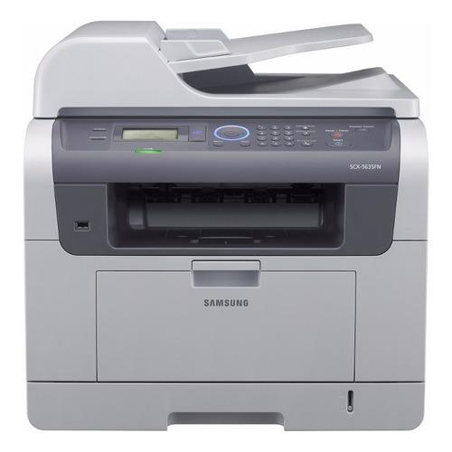 Imagem 1 de 5 de Impressora Samsung Scx 5635 Revisada Com Toner Cheio