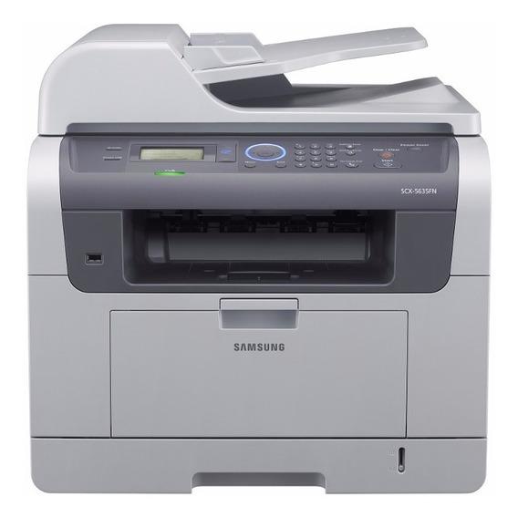 Impressora Samsung Scx 5635 Revisada Com Toner Cheio