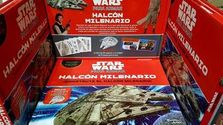 Star Wars - Halcon Milenario Para Armar - Completo Planeta