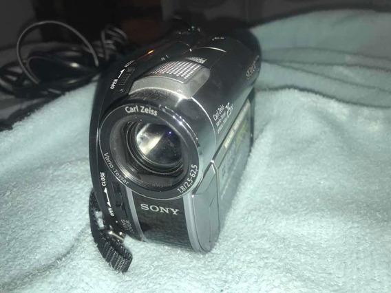 Câmera Sony Dcr-dvd710