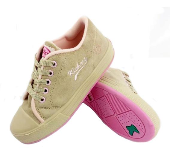 Zapatillas Kickers Salo Urbanas Niñas 575855 Eezap