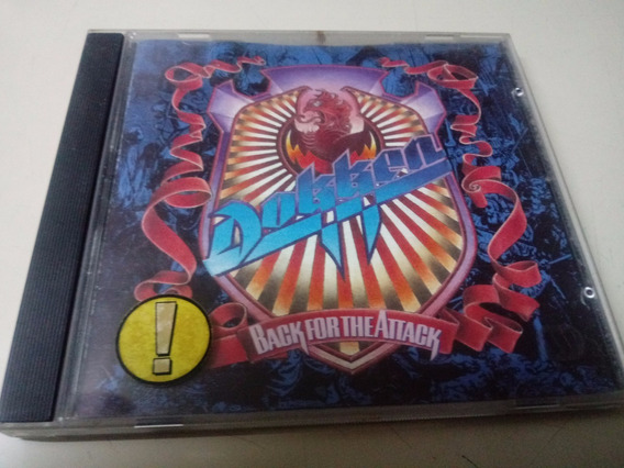 Dokken - Back For The Attack - Made In Germany