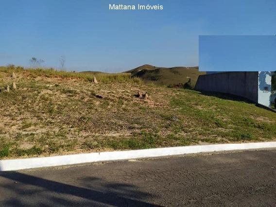 Terreno No Condomínio Terras De Santa Helena Em Jacareí-sp - T112 - 68130795