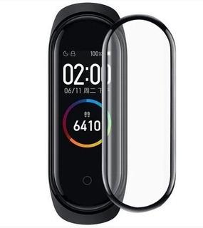 Pelicula 5d Nano Gel Tela Inteira Xiaomi Mi Band 4