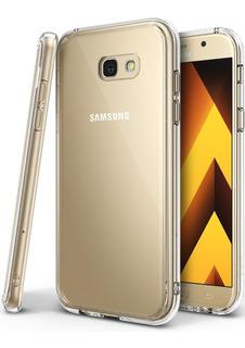 Capa Ringke Fusion Galaxy S9 S8 Note 8 9 S7 Edge A6 A8 Plus