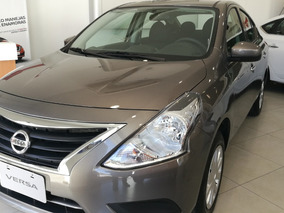 Nissan Versa 1.6 Sense Manual Mt 2018 0 Km 1