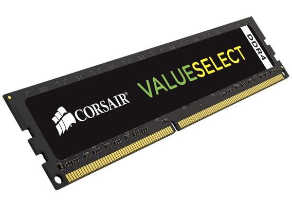 Memoria Ram Corsair 8gb 2133mhz Valueselect Ddr4 Pc Gamer