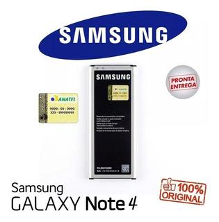 Bateria Samsung Note 4 - Potente Original-