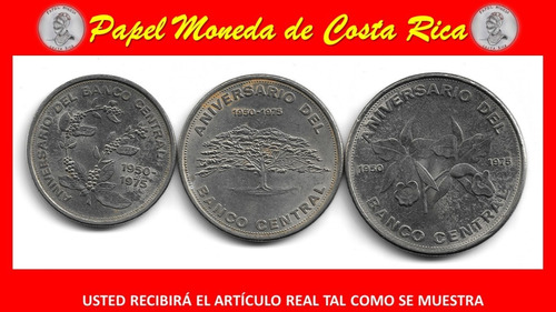 Set Monedas Conmemorativas 1975