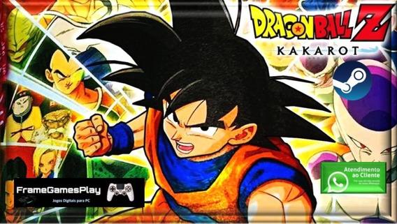 Dragon Ball Z Kakarot Pc Steam Offline