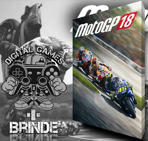 Motogp18 Xbox One + 1 Jogo Brimde