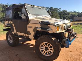 Jeep Engesa 4 Modelo 4x4