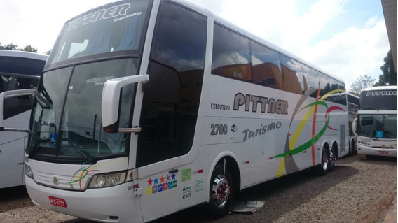 Ônibus Para Banda Busscar Ld P400 Ano 2007
