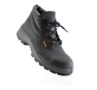 Calzado Zapato Seguridad Cronos Voran Funcional Luminares