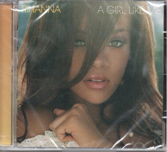 Cd Rihanna - A Girl Like Me