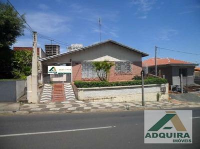 Comercial Casa Com 3 Quartos - 1785-v