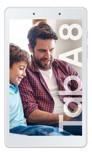 """Tablet  Samsung Galaxy Tab A 2019 SM-T290 8"""" 32GB plata con 2GB de memoria RAM"""