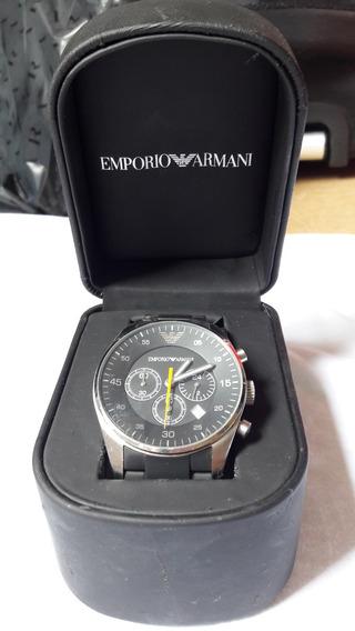 Relogio Emporio Armani Ar5858 Preto - Relógios De Pulso No M