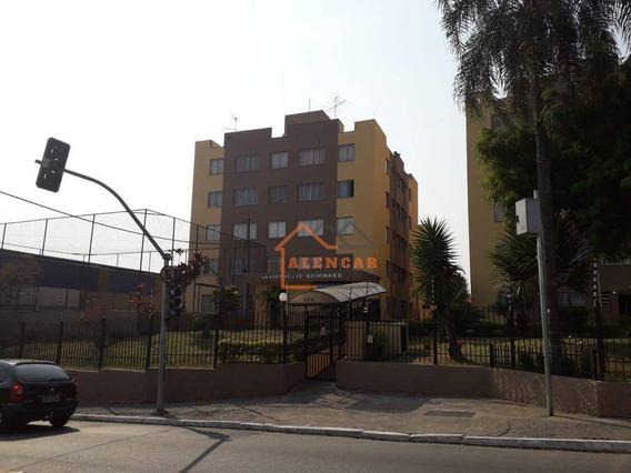 Apartamento Com 2 Dormitórios À Venda, 46 M² Por R$ 150.000,00 - Vila Santa Cruz - São Paulo/sp - Ap0083
