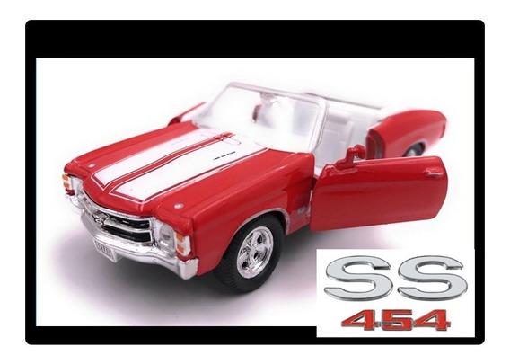 Chevrolet Chevelle Ss 454 1971 - Autos Clásicos Clarin