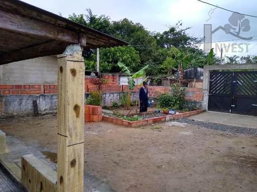 Cod-5159-casa Praia Peruíbe - 5159
