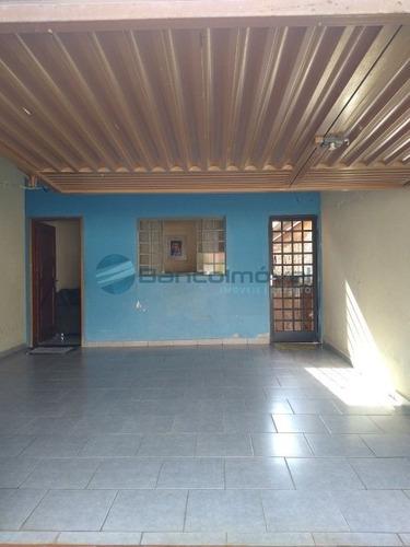Casa Para Venda Em Paulínia - Ca02680 - 68439411