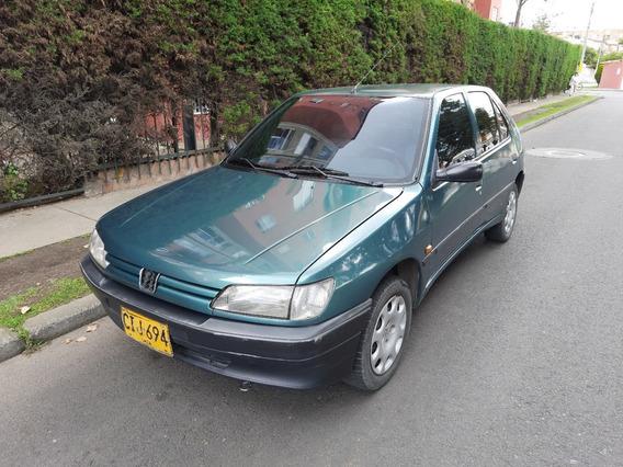 Peugeot 306 Xn, Hatchback, 1.4l