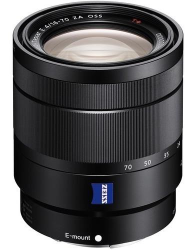 Lente Sony 16-70mm F/4 Vario-tessar T* E Za Oss