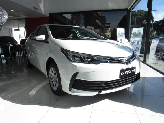 Toyota Corolla Xli 1.8 16v Financiado De Fabrica Tasa 0% Nb