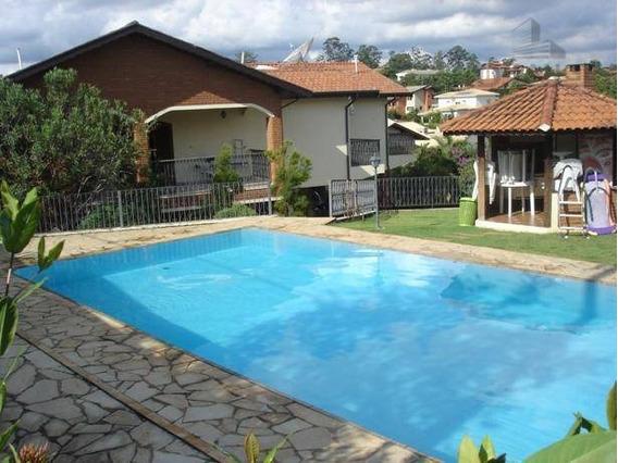 Casa Residencial À Venda, Condomínio Vale Do Itamaracá, Valinhos - Ca7478. - Ca7478