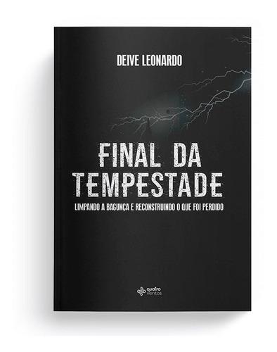 Final Da Tempestade Deive Leonardo Livro