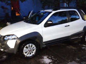 Fiat Strada 1.6 Adventure Cabina Doble Mt 2014