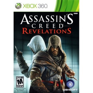 Assassins Creed Revelations Xbox 360 Gears Halo Gta