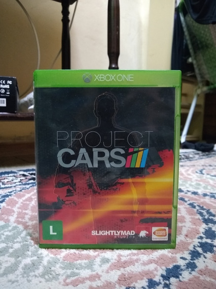 Project Cars 1 E 2 - Xbox One