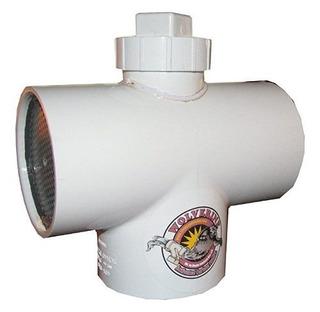 4 Filtro Hd Residencial Y Comercial Luz Séptico Tubo De Ven