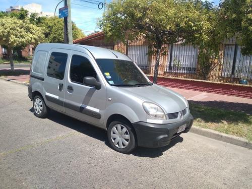 Renault Kangoo Doble Porton Gnc Particular Exelente Estado