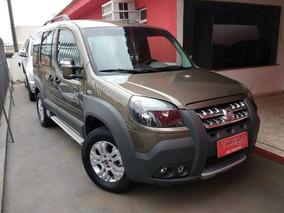 Fiat Doblo 1.8 Xingu 2013 Cinza Flex