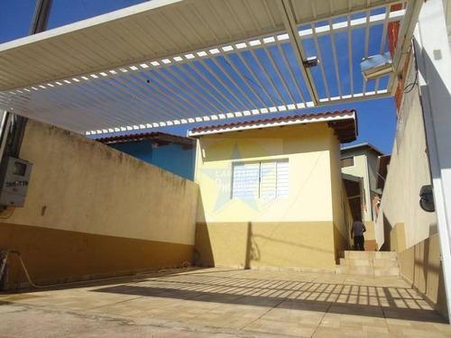 Casa À Venda, 70 M² Por R$ 265.000,00 - Jardim Imperial - Atibaia/sp - Ca1481