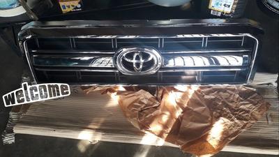 Parrilla Frontal Toyota Machito Modelo Nuevo Tienda Fisica