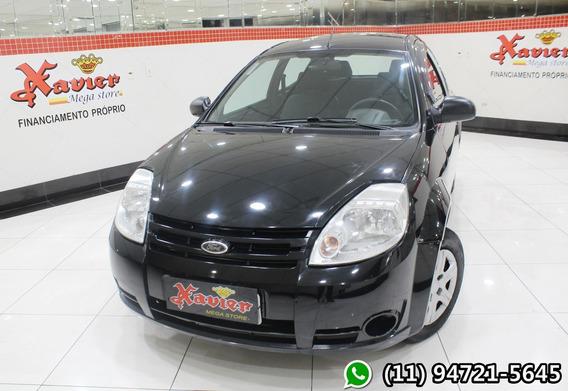 Ford Ka 1.0 Flex 2010 Preto Financiamento Próprio 0118